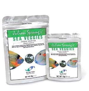 SeaVeggies® Green Seaweed 30g