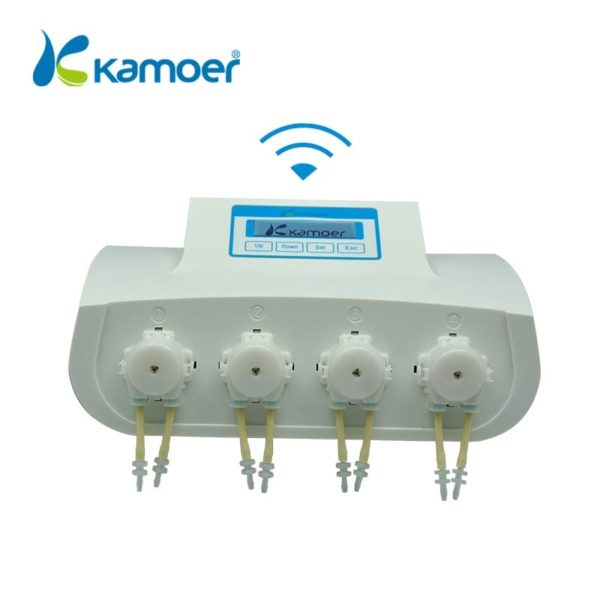Kamoer 4 channel wifi dosing pump