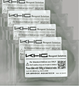 KH Guardian Calibration Fluid (Pk. Of 3)