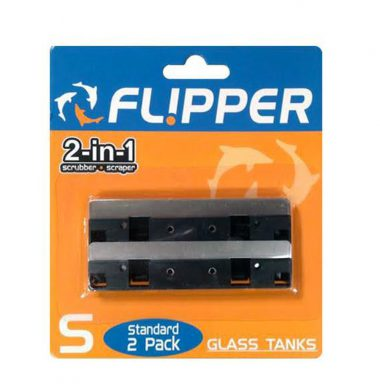 Flipper Standard Replacement Blades (Pk. of 2)