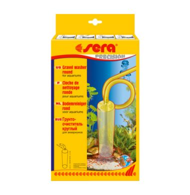 Sera Gravel Cleaner (Rounded)