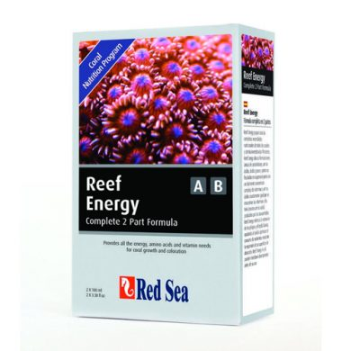 Red Sea Reef Energy A & B  2 x 100ml starter pack