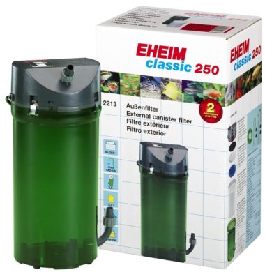 Eheim Classic 250 plus Canister Filter