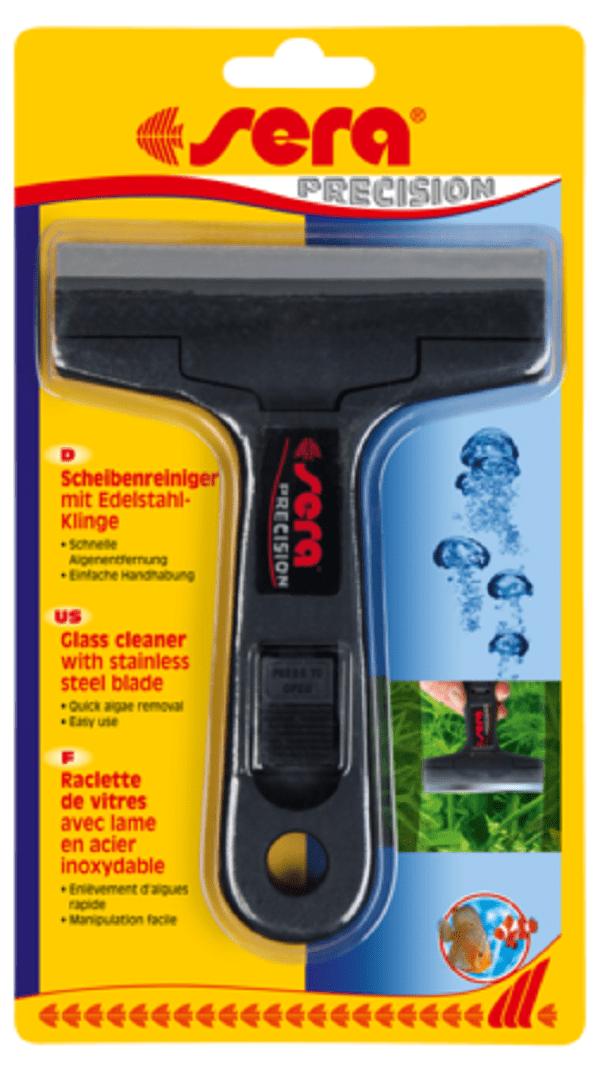 Sera handheld aquarium scraper advanced aquarium consultancy for Aspirarifiuti sera gravel cleaner