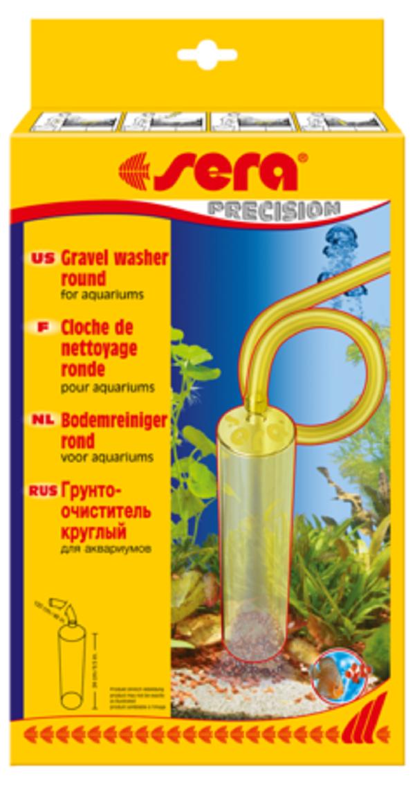 Sera gravel cleaner rounded advanced aquarium consultancy for Aspirarifiuti sera gravel cleaner
