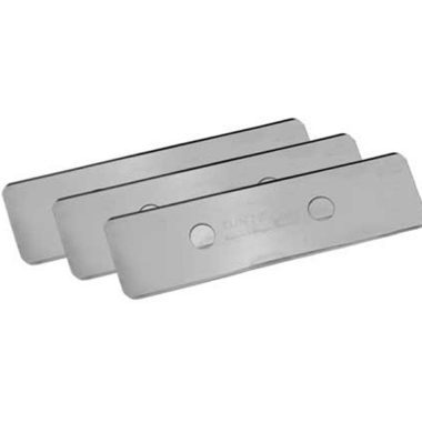 Tunze Stainless steel blades, 3 pcs. (0220.155) for Care Magnet