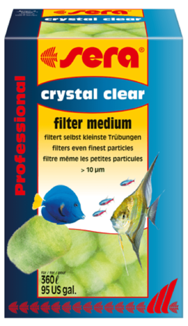 Sera Crystal Clear sm. Box