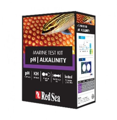 Red Sea Marine Care pH/Alkalinity Test Kit