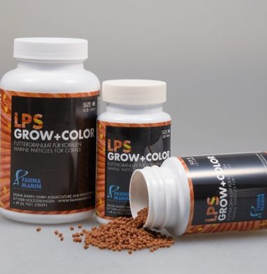 Fauna Marin Ultra LPS Grow & Color 100ml Pellet