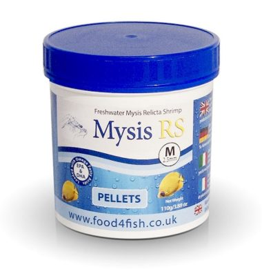 Mysis RS Pellet Medium Size (2.5mm)