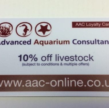 AAC In-Store Livestock Discount Card (Valid from Nov. '20 to Nov. '21)