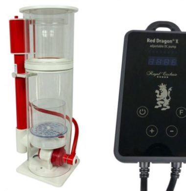 Royal Exclusiv Mini Bubble King 160 RDX DC Protein Skimmer
