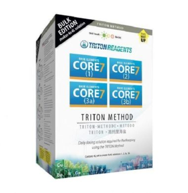 Triton Core 7 Base Elements (4 Litre Bulk Edition)