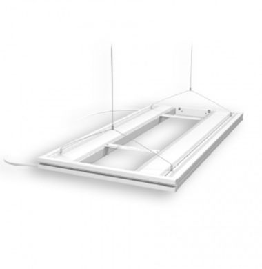 GHL T5HO Hybrid Fixture 24W/610mm (White)