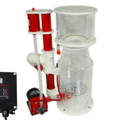 Royal Exclusiv Bubble King DeLuxe 200 With RD3 Mini Speedy DC Protein Skimmer