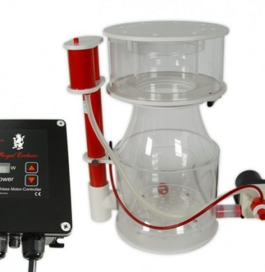 Royal Exclusiv Bubble King Supermarin 300 With RD3 Speedy DC Protein Skimmer