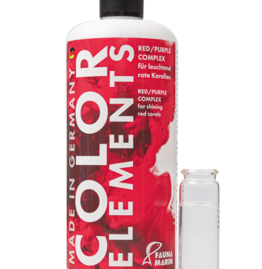 Fauna Marin Colour Elements Red 500ml