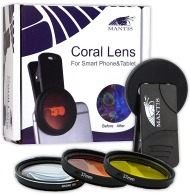 Mantis Coral Lens For Smartphone & Tablet