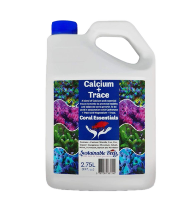 Coral Essentials Primary Care Calcium + Trace 2.75 Litre