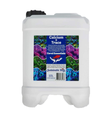 Coral Essentials Primary Care Calcium + Trace 10 Litre