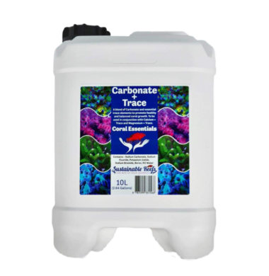 Coral Essentials Primary Care Carbonate + Trace 10 Litre